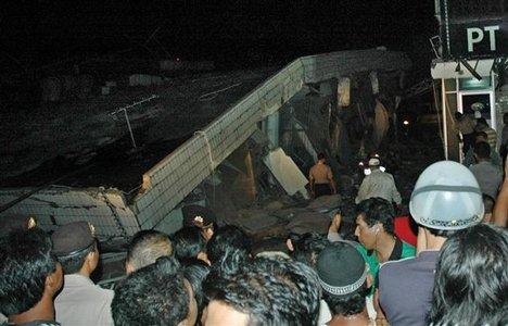 Gempa Padang - Sumatera